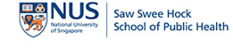 National University of Singapore Saw Swee Hock School of Public Health Logo